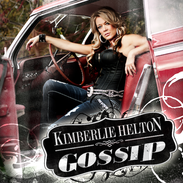 Kimberly Helton  Gossip Cover Art